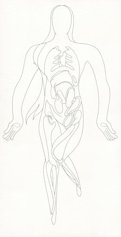 irina rotaru - jésus enceinte
